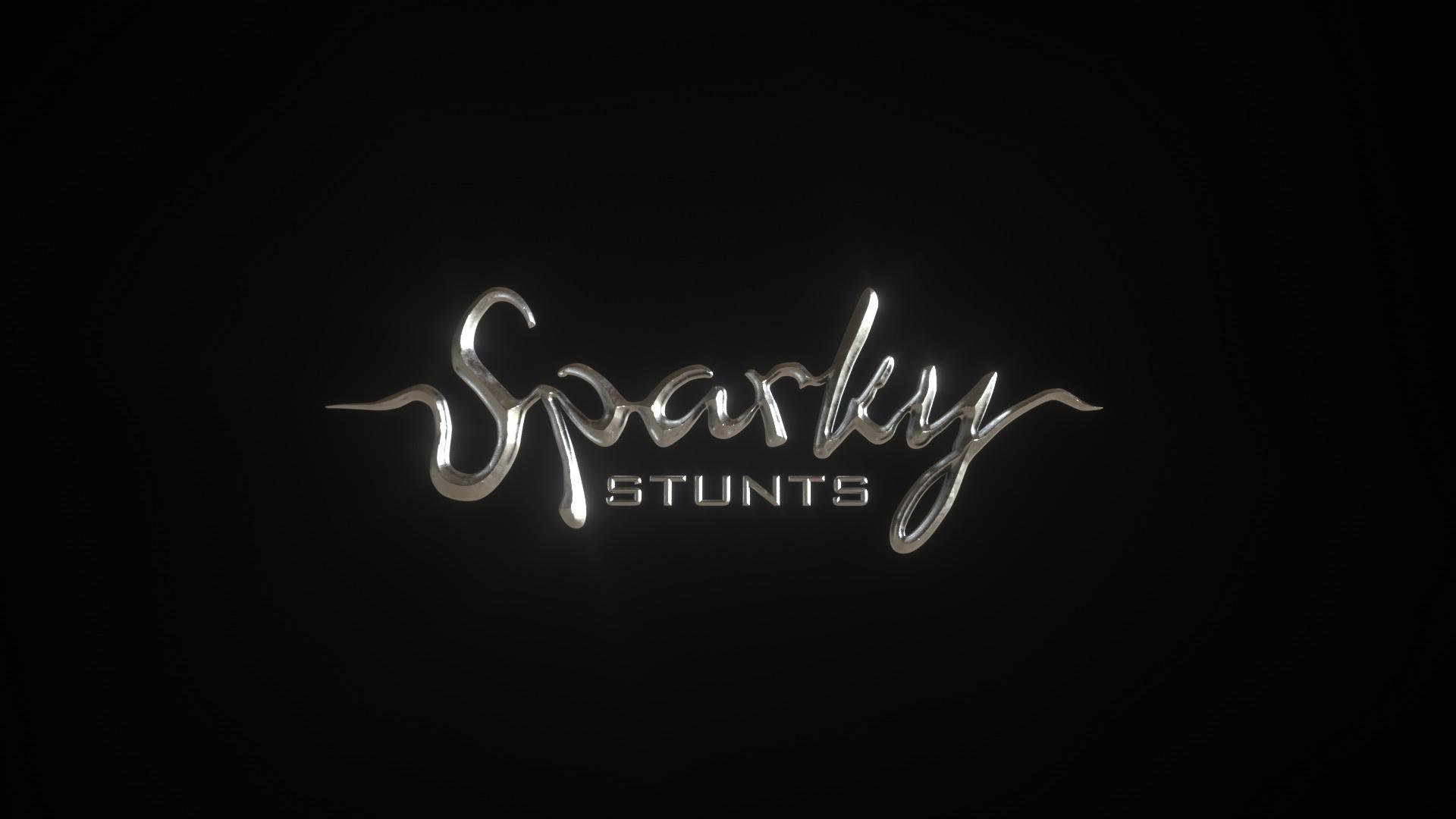 Sparky Stunts Motorcycle Stuntman stunt show
